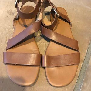 Grecian style sandal